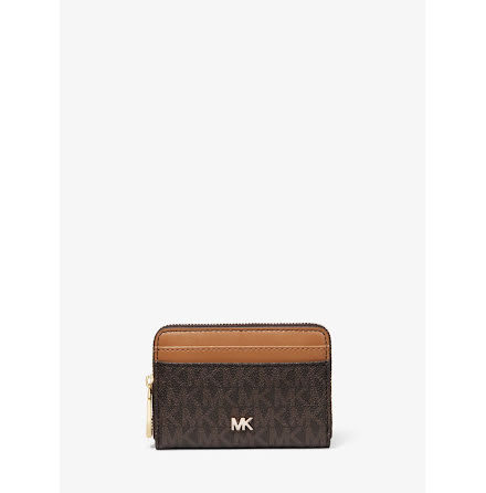 Mott: Coin Card Case, brown/acorn