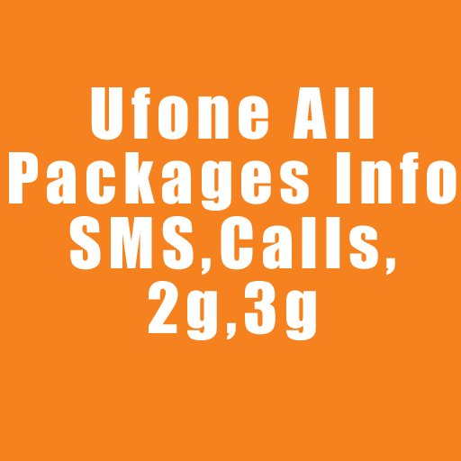 Latest Packages Info For Ufone