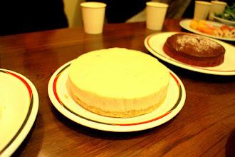 写真: 何を入れてるって言ったか忘れた…けど個人的に1番でしたチーズケーキ