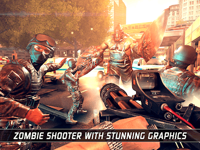 UNKILLED Mod Apk- Zombie Games FPS 9