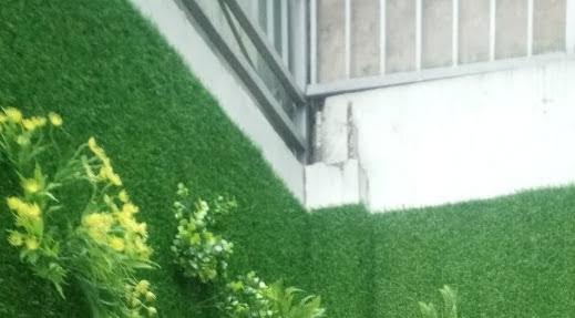 Kĩ càng và chú ý đến thời tiết khi thi công Thảm sân vườn