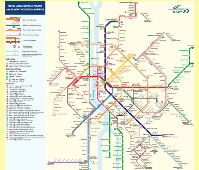 Budapest Metro Map Android Apps On Google Play