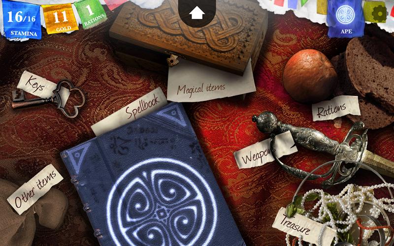 Sorcery! Screenshot 5