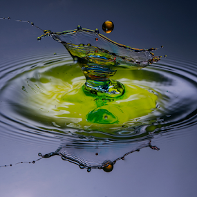 by Benny Shutterbugs - Abstract Water Drops & Splashes (  )