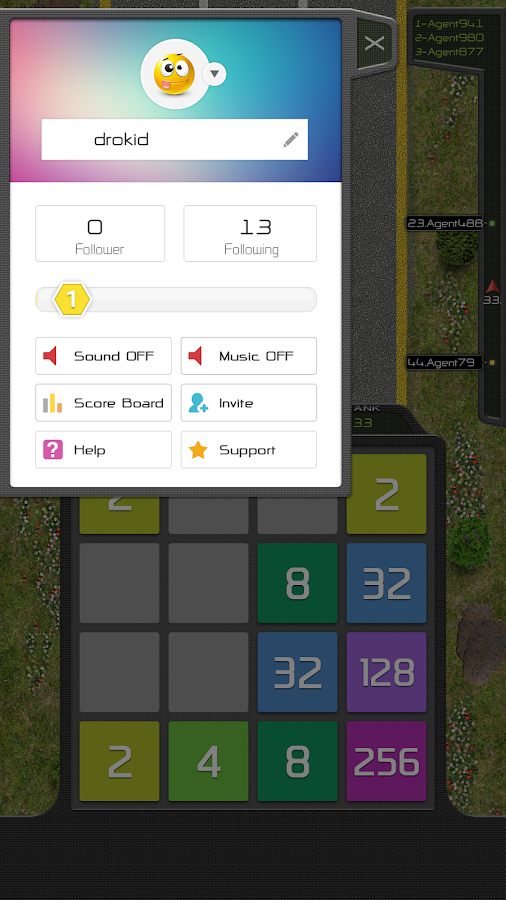 2048 MMO- screenshot