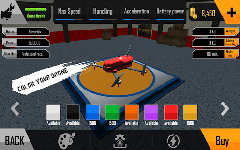 Drone Mania - náhled