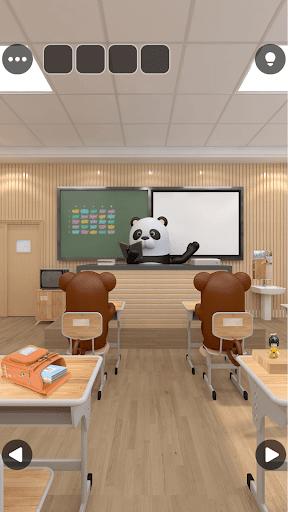 Escape roomuff1aSchool with sakura blooming cheat screenshots 2