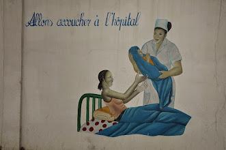 Photo: medical public awareness