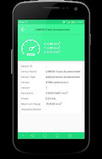 MobileInfo - náhled