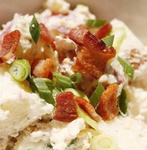 Bacon Ranch Potato Salad Recipe