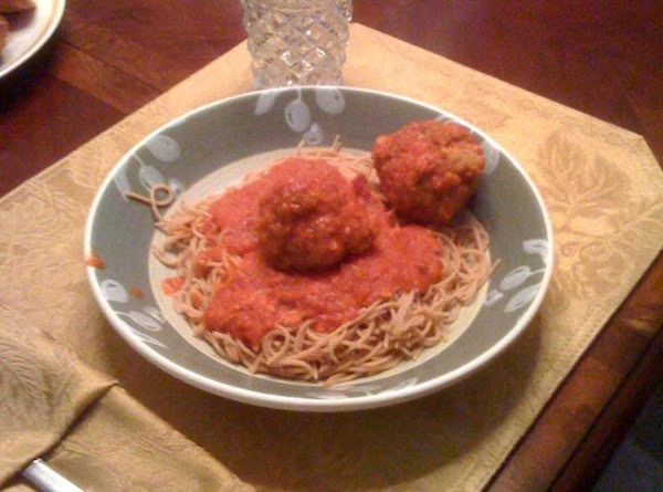 Melt In Your Mouth Meatballs Recipe
