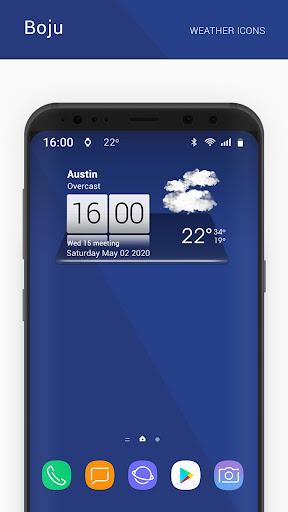 Boju weather icons 1.00.06 screenshots 8