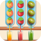 Fruit Sort - Ball Sort Puzzle