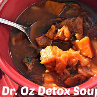 Dr. Oz Detox Soup.