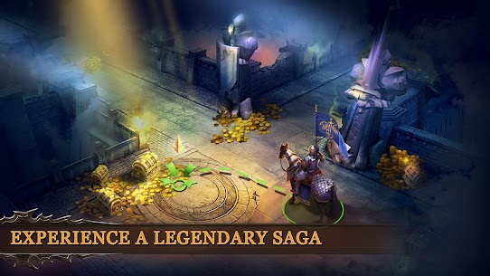 Dungeon & Heroes: 3D RPG 1.5.125 MOD + APK + DATA Download 2