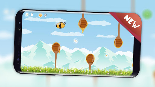 Bee Flappy 1.0 screenshots 1
