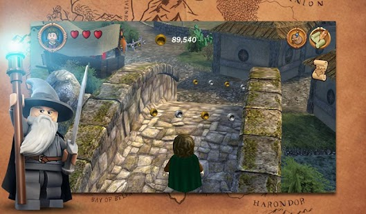 LEGO The Lord of the Rings mod apk