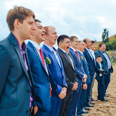 Wedding photographer Darya Agafonova (dariaagaf). Photo of 07.01.2018
