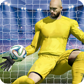 Soccer Players:Goalkeeper game
