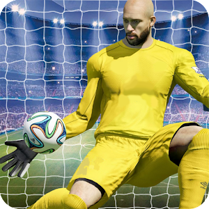 Soccer Players:Goalkeeper game for PC and MAC