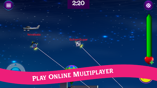 Kite Flying Online Game (Kite Battle) screenshots 2