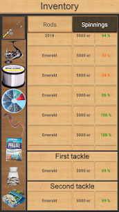 True Fishing (key). Fishing simulator Mod Apk Download For Android and Iphone 3
