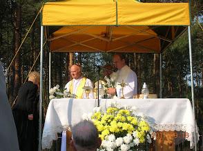 Photo: ks. kan. Jan Biskuk i ks. Stanisław Barszczak