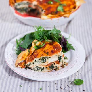 Super Beauty Pesto Lasagne