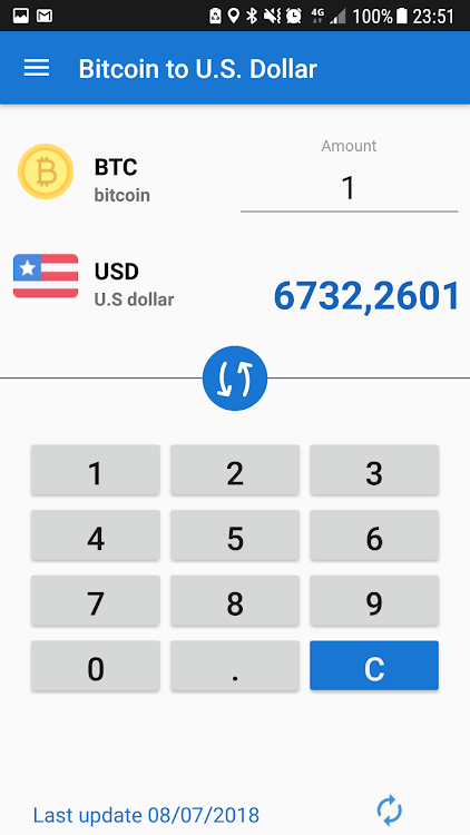 Btc To Usd Converter Android S