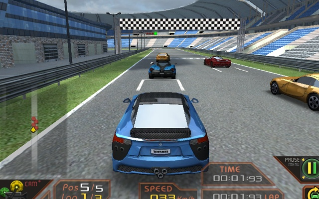 Car Games Chrome Web Store - Cool car games
