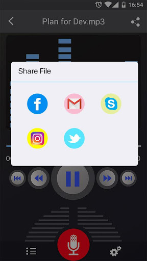 Voice Recorder 34 screenshots 7