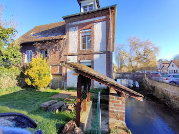 maison à Montreuil-l'Argillé (27)