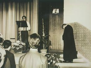Photo: 1975年3月19日校慶