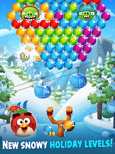 Download Angry Birds POP Bubble Shooter APK on PC