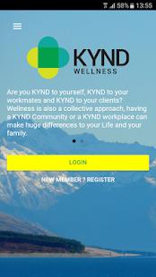 KYND Wellness- screenshot thumbnail