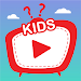 Kids TV Safe Videos and Songs   kiddZtube icon