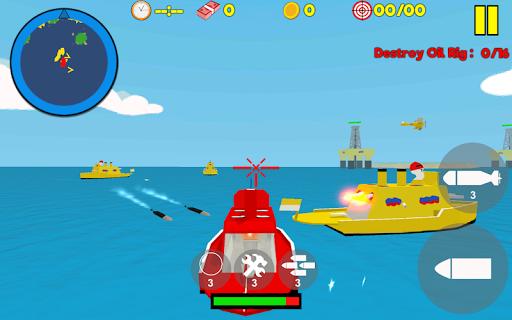 Otok-otok: 3D Warship Combat 1.0 androidappsheaven.com 5