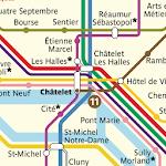 Metro Map: Paris (Offline) 1.0.5