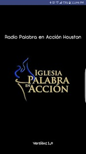 Radio Palabra en Acción Housto- screenshot thumbnail