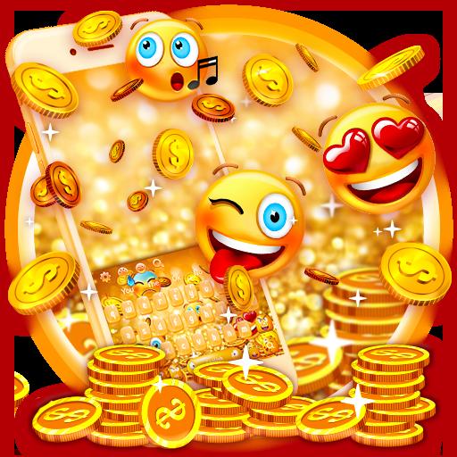 Laughter  Emoji Keyboard Theme