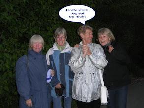 Photo: Abdens leichtes Nieseln