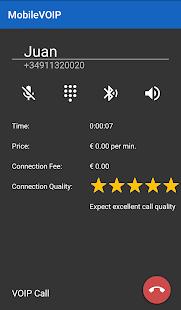 MobileVOIP Cheap Voip Calls- screenshot thumbnail