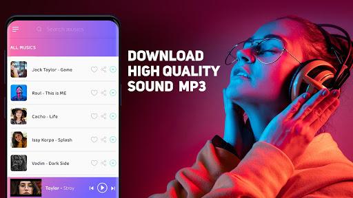 Free Music Downloader 2020 screenshot 1