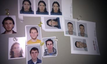 写真: The usual suspects