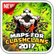 App Maps of COC 2017 APK for Windows Phone