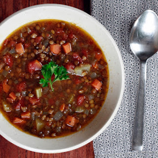 Lentil Soup With Canned Lentils Recipes