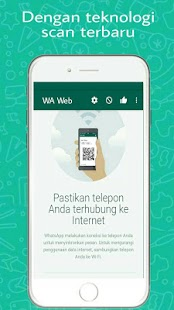 WA Web Scan Terbaik - náhled