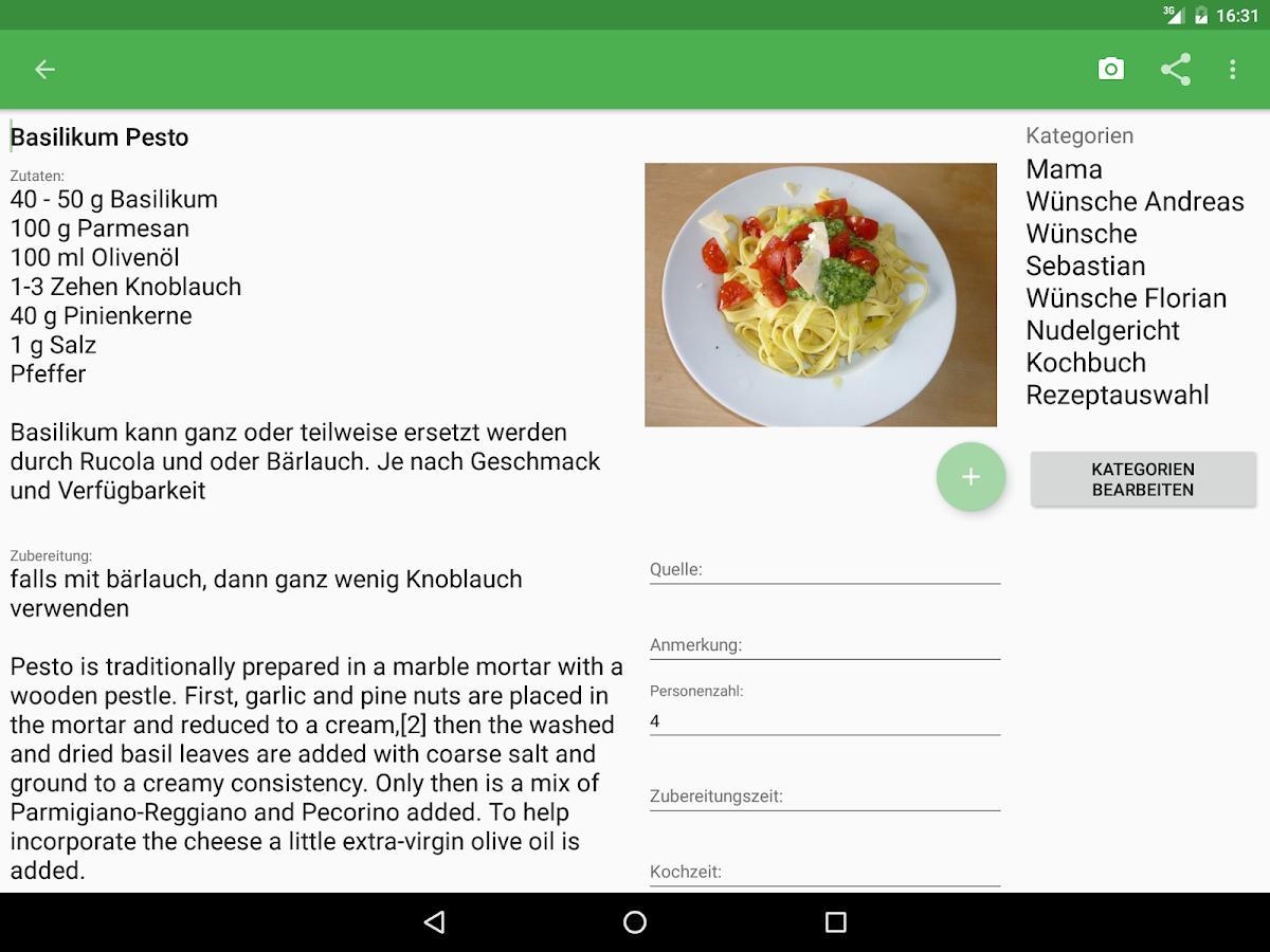 Rezepte Scannen Und Verwalten App