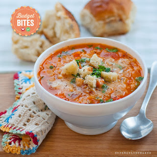 Minestrone Soup - Budget Bites Series