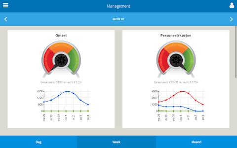 Eijsync personeelsplanner screenshot 8
